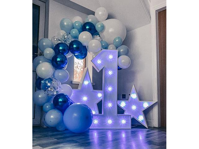 Light Up 1 & Stars